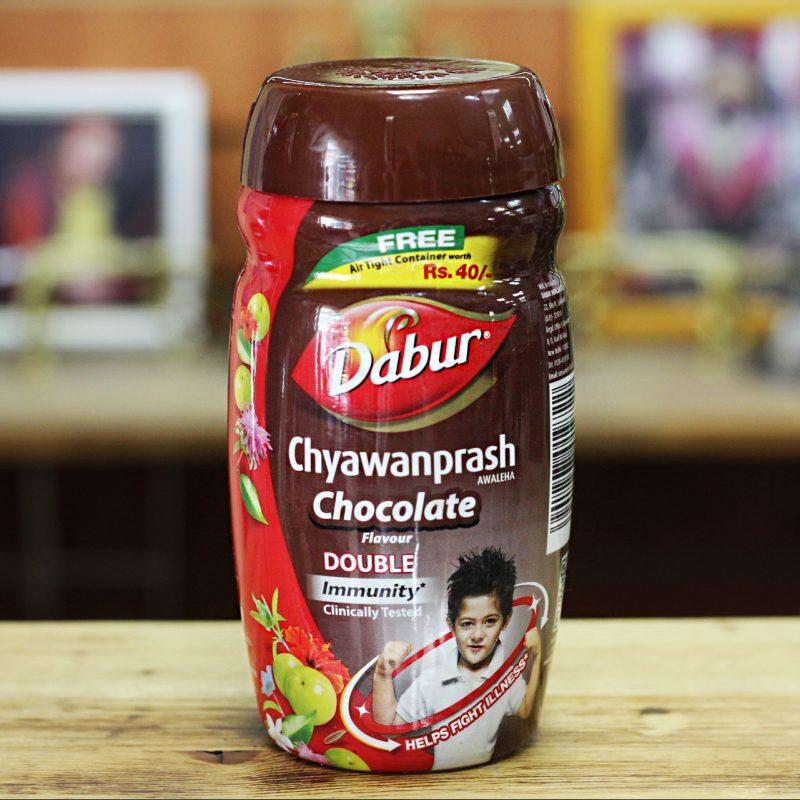 детский чаванпраш шоколадный