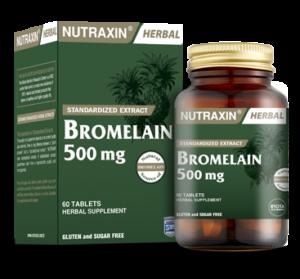 бромелайн нутраксин в таблетках