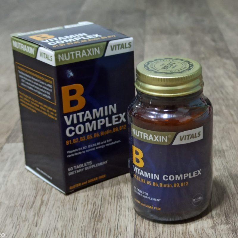 комплекс витаминов группы Б
