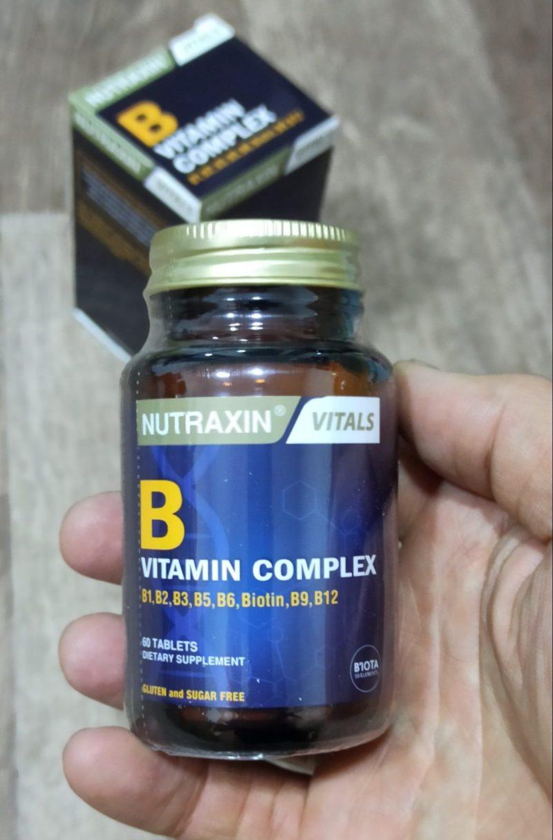 Витамин B комлекс
