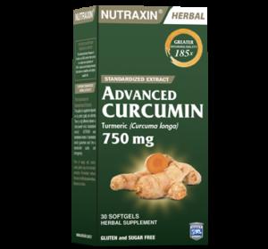 Куркумин продвинутый Nutraxin