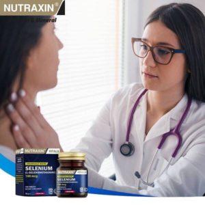 Selenium Nutraxin 100tablets