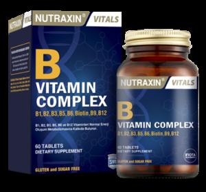 Комплекс витаминов группы В