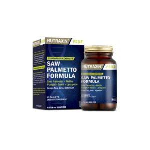 Saw palmetto formula, Nutraxin
