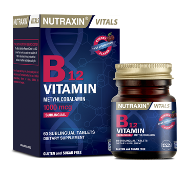 Витамин B12 в таблетках b12 vitamin nutraxin